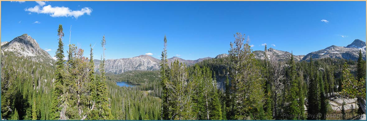 Lakes Basin Slide